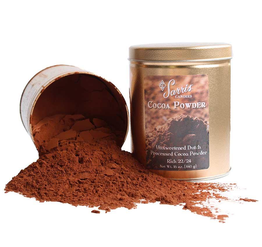 Dutch cocoa powder nz