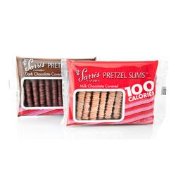 Sarris Chocolate Covered Pretzels Calories