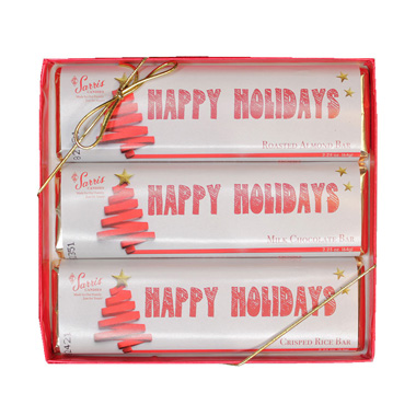 Holiday Bars 3-Pack