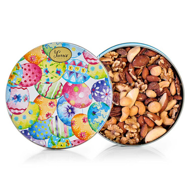 Roasted Mixed Nuts- Easter Tin