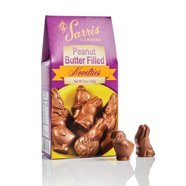 Peanut Butter Novelties