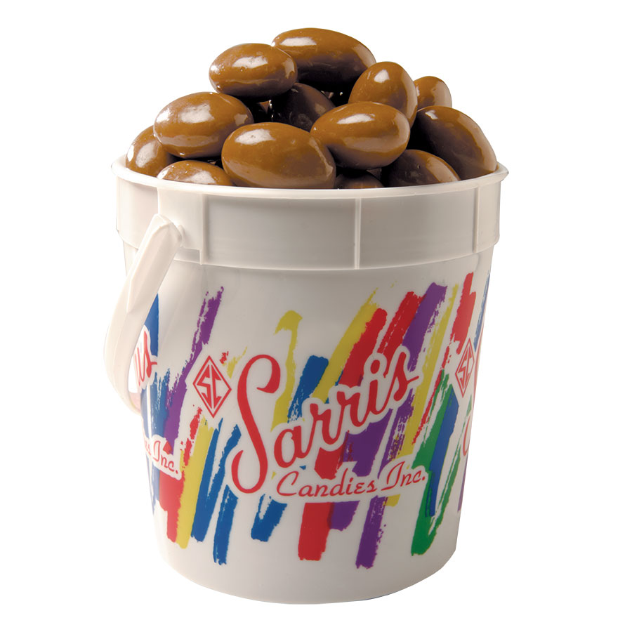 Chocolate Covered Almond Pail