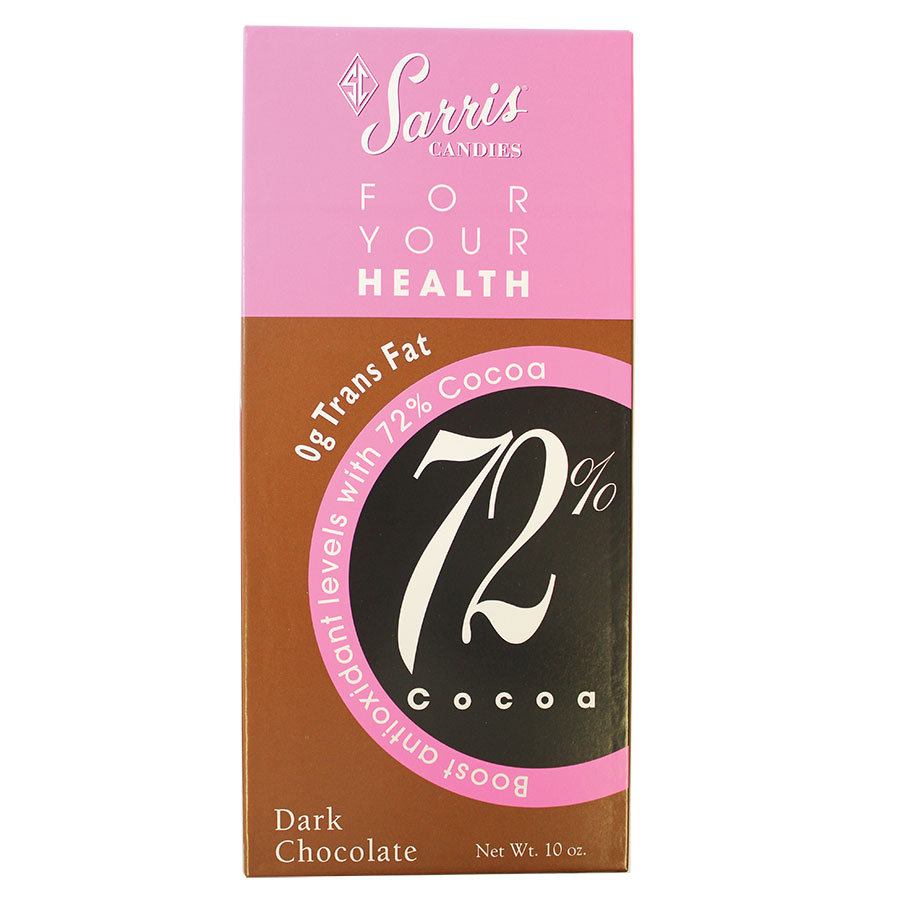 Wellthy® Chocolates (72% Cocoa)