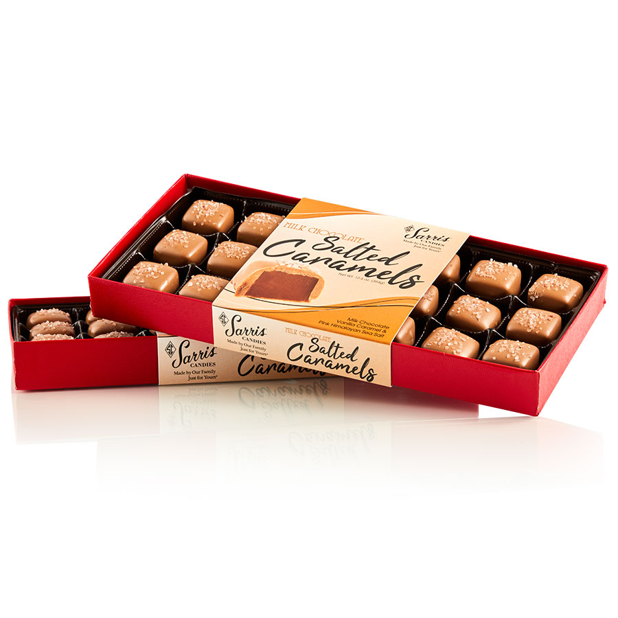 Sarris Cans - The Worlds Best Chocolates
