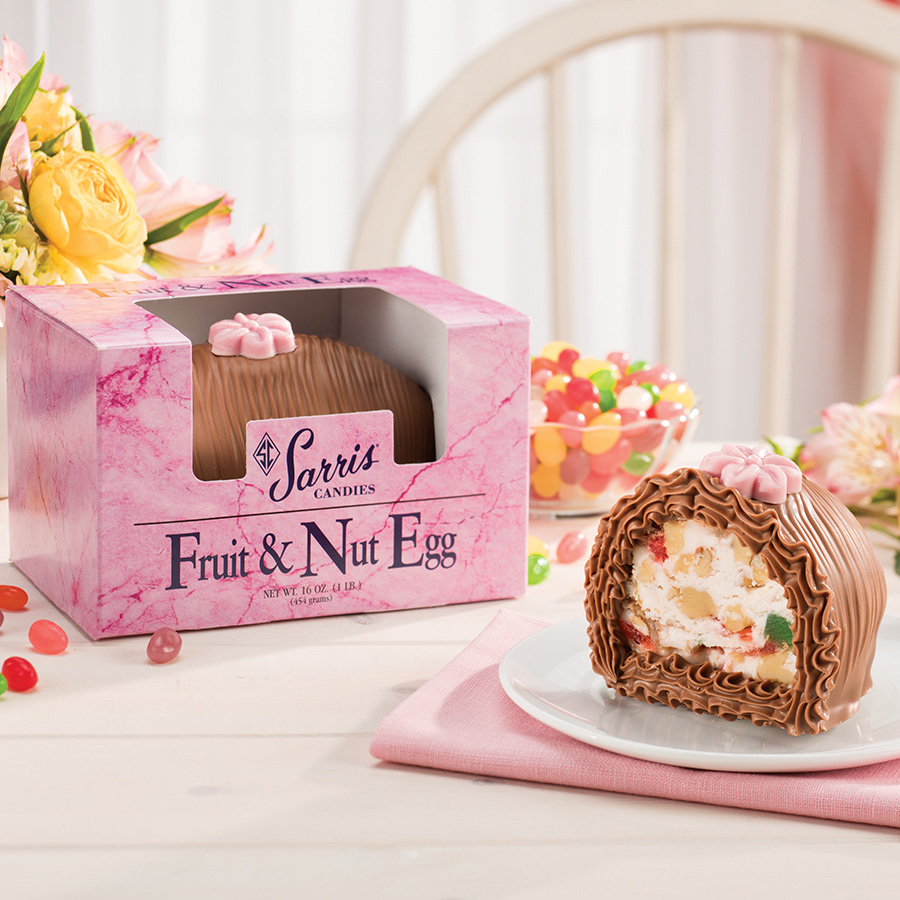 Fruit and Nut Egg 1 lb.