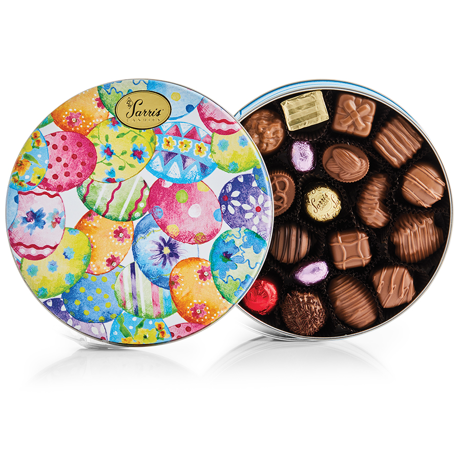 Chocolate Assortment-Easter Tin