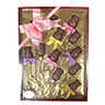 Chocolate Roses 1 Dozen Boxed