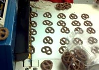 Sarris Candies Famous Milk Chocolate Covered Pretzels